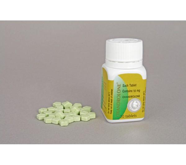 Oxandrolone LA® 10 mg