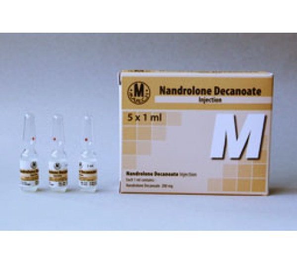 Nandrolone Decanoate March