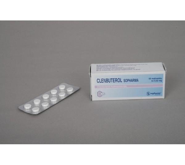 Clenbuterol Sopharma